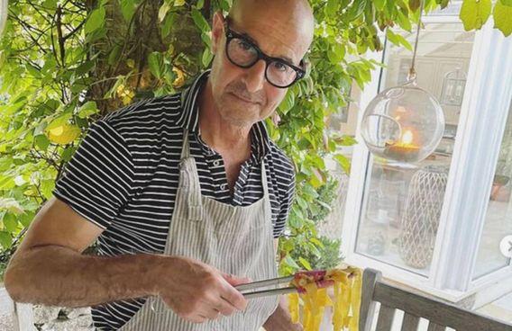 Stanley Tucci, 60 anni: i genitori sono originari di Cosenza e di Reggio Calabria