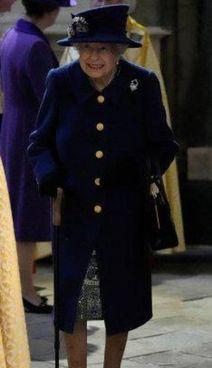 La regina Elisabetta II, 95 anni, è la sovrana più longeva al mondo