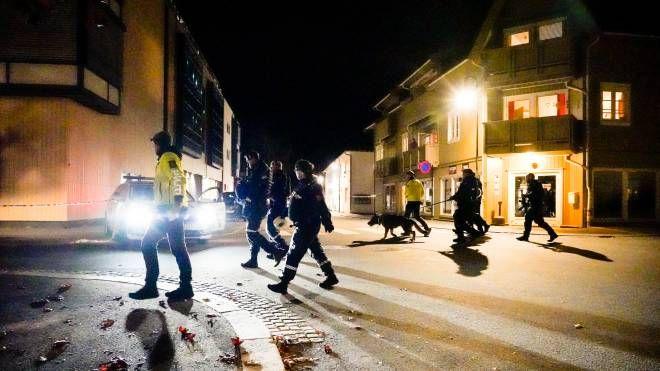 Norvegia, attacco con arco e frecce: 5 morti