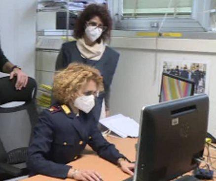 La polizia postale di Arezzo a tempo di record ha ricostruito 300 indirizzi «Ip»