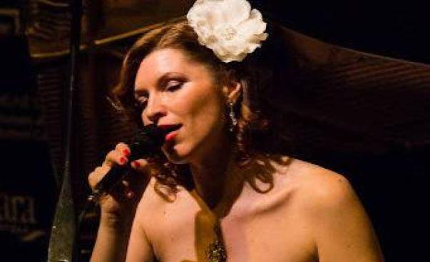 La cantante Monia Anegli sarà la protagonista della serata inaugurale del Jazz Club che partirà domani. a Rimini