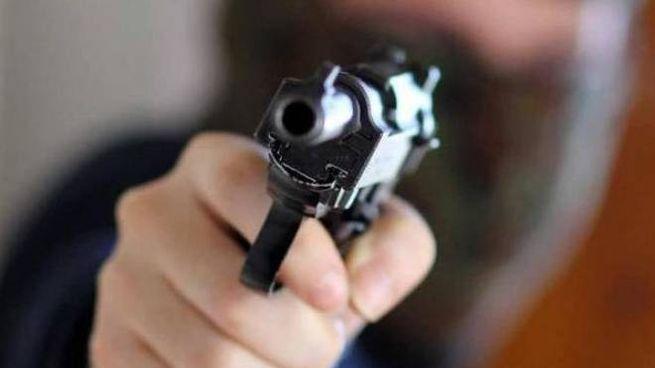 Una pistola (foto di repertorio)