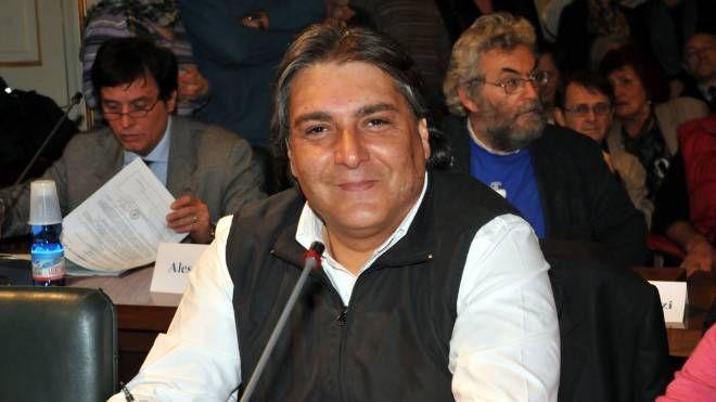 L'ex consigliere comunale di Lecco Ernesto Palermo
