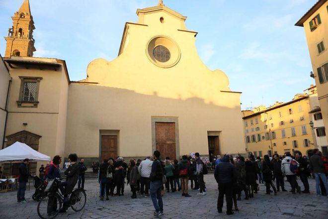 Firenze ricorda Riccardo Magherini a un anno dalla morte