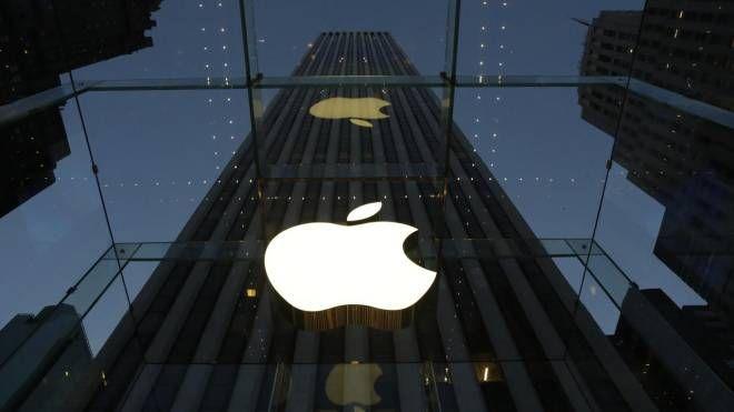 Apple  (Ansa)