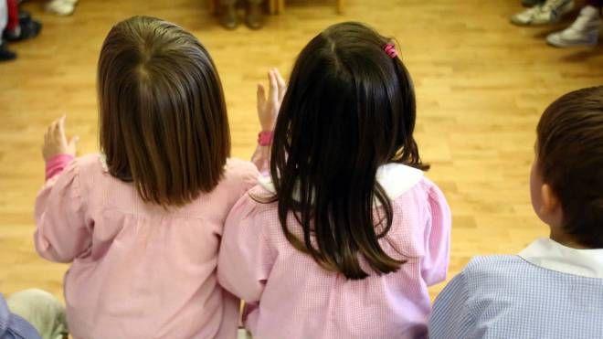 Bambini all'asilo (Germogli)