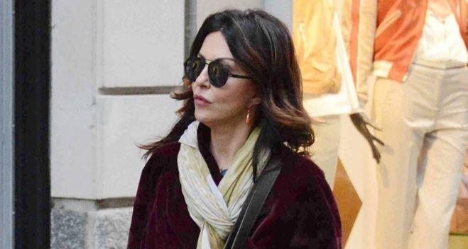 Look Stilosissimo Per Sabrina Ferilli Cronaca Ilgiorno It