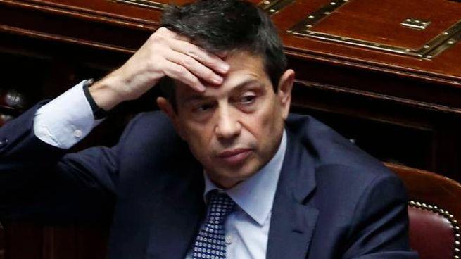 Maurizio Lupi alla Camera (Olycom)