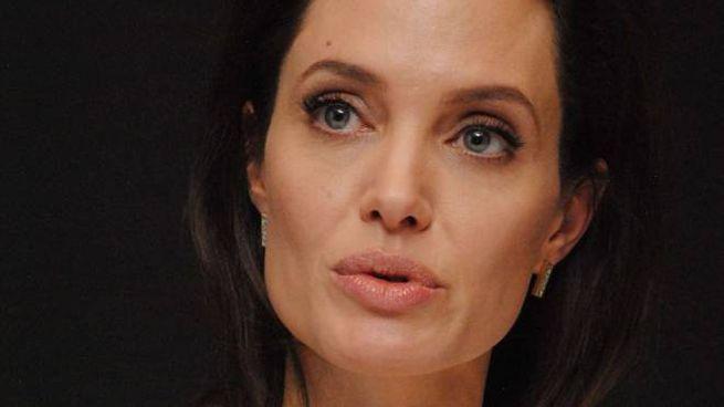 Angelina Jolie (Olycom)