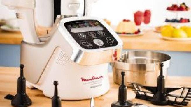 Il Moulinex amico in cucina