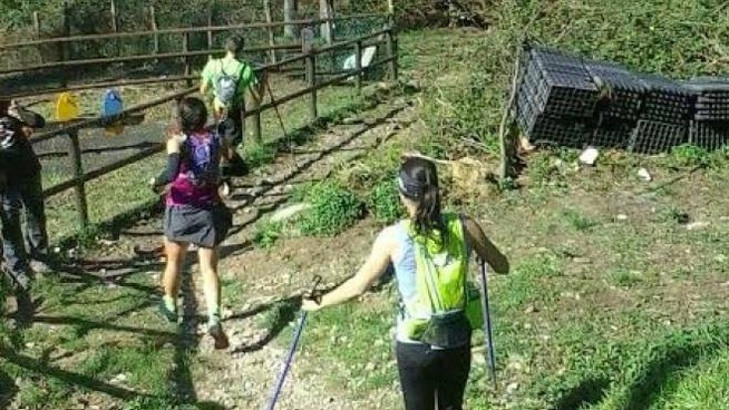 IN MEZZO ALLA NATURA I duecento partecipanti allo Sciacchetrail hanno fatto la loro gara tra le verdi colline delle 5 Terre