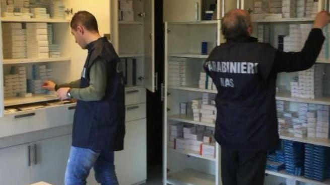 Traffico di farmaci