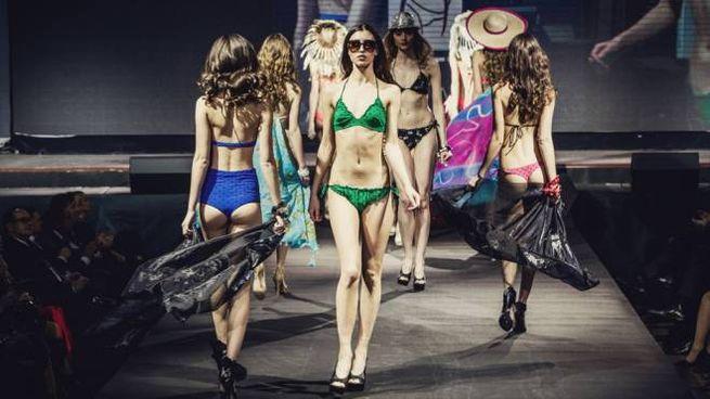 Moda Italia Minsk, la sfilata
