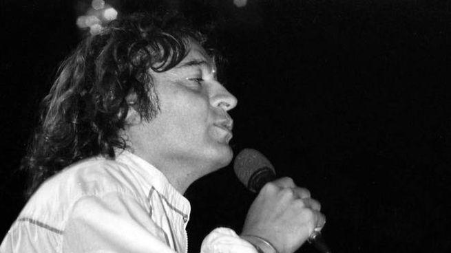 Fred Bongusto,  in una foto d'archivio datata 1 ottobre 1979  (ANSA / OLDPIX)