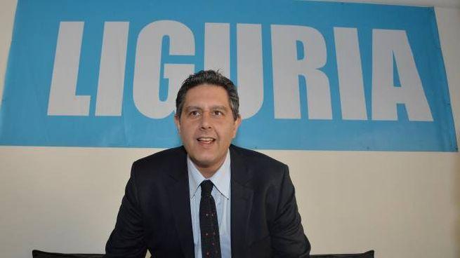 Giovanni Toti, presidente della Regione Liguria (Ansa)