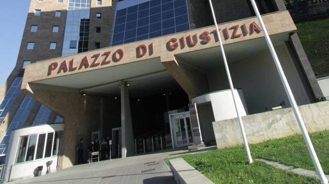 Firenze, Palazzo di giustizia /NEWPRESSPHOTO