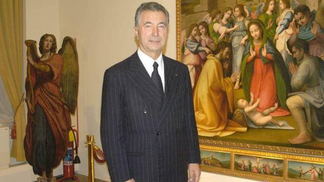 Alberto Zonin, ex presidente del Gruppo Banca Popolare di Vicenza