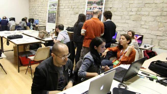 Festival internazionale del giornalismo di Perugia (foto di archivio Crocchioni)