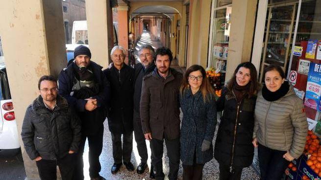 Via Fondazza social street (Foto Schicchi)