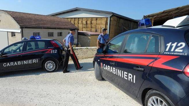 I carabinieri a Montegranaro