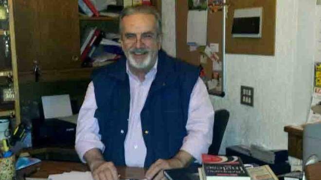 Carlo Montini  70 anni, titolare dell'Hotel Stella