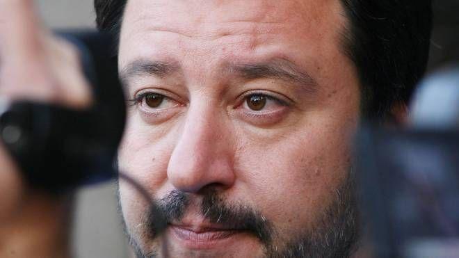 Matteo Salvini (foto Newpress)