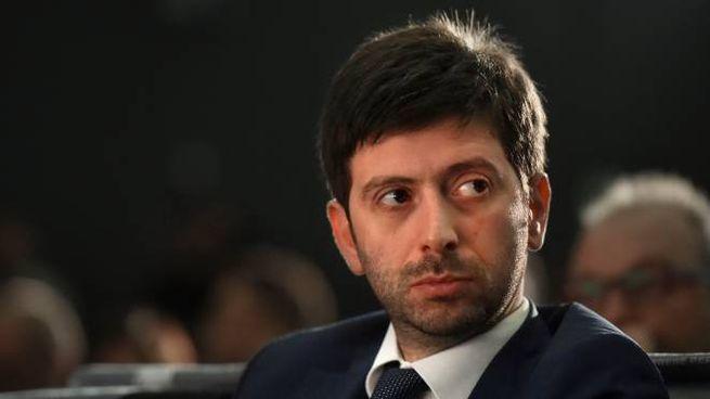 Roberto Speranza (Imagoeconomica)