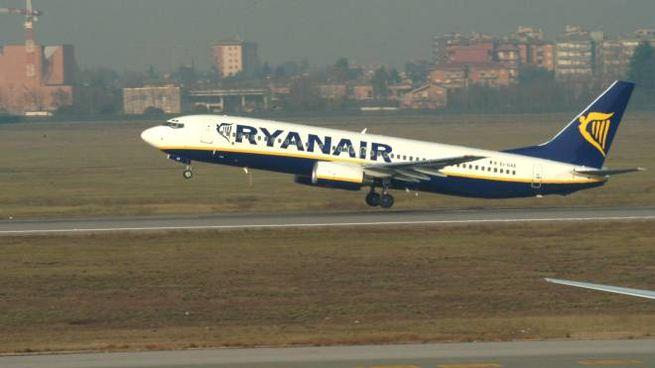 Un volo Ryanair
