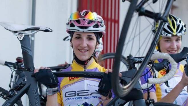 Alice Gasparini, 17 anni, di Bizzarone