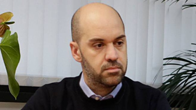 Il sindaco di Sarzana Alessio Cavarra