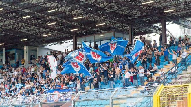 Grande festa per i tifosi azzurri