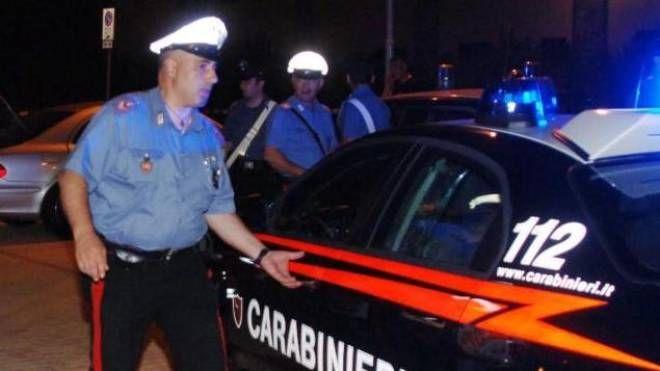 I carabinieri hanno fatto scattare gli arresti (foto d'archivio)