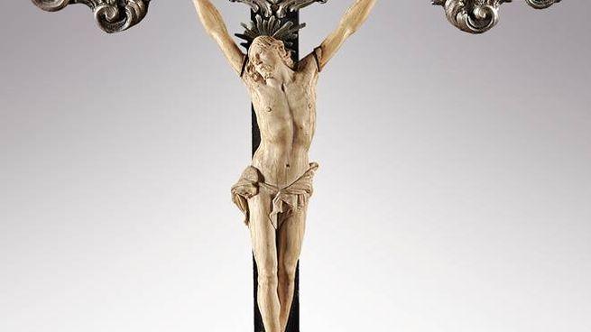 Il crocifisso attribuito a Michelangelo