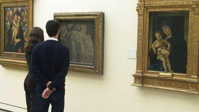 La Pinacoteca di Brera (Newpress)