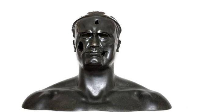 Wildt: busto di Mussolini