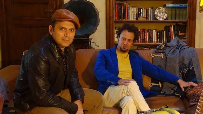 Bob Dusi e Michele Iaia presentano il loro ultimo lavoro discografico al teatro degli Atti