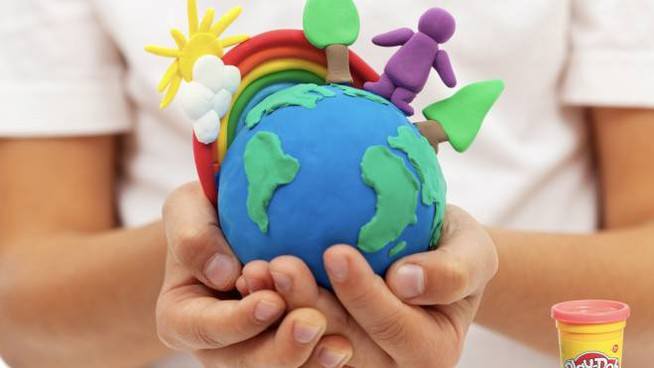 Play Doh World Day