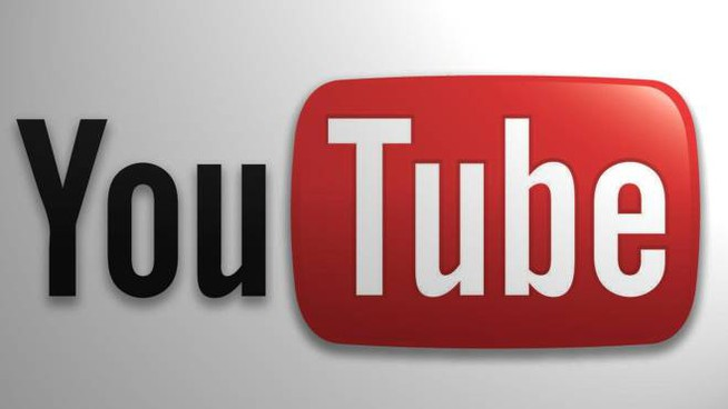 Il logo di YouTube (Ansa)