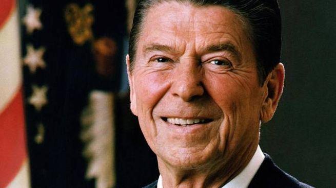 Ronald Reagan (Ansa)