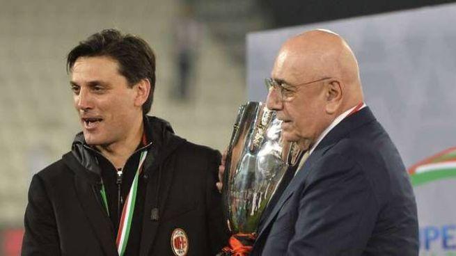 -1,7% spettatori in A, cresce il Milan