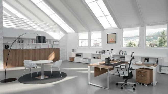 12 Idee Di Design Per Creare L Ufficio A Casa Tempo Libero Quotidiano Net