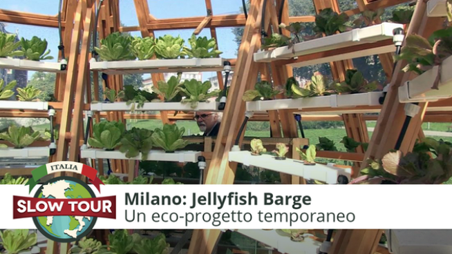 Jellyfish barge