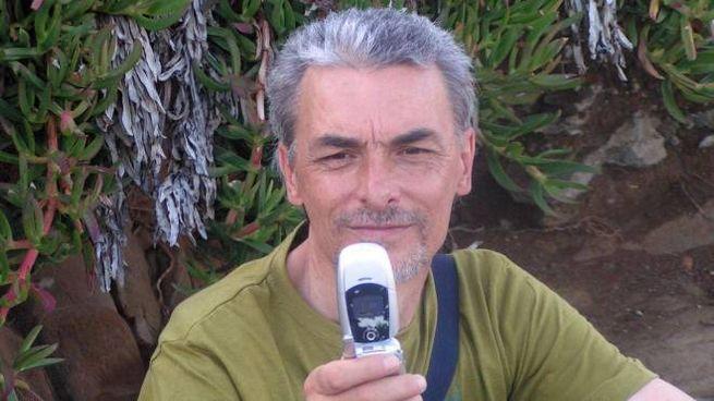 Maurizio Diotallevi, l'uomo che ha ucciso e fatto a pezzi la sorella (Ansa)
