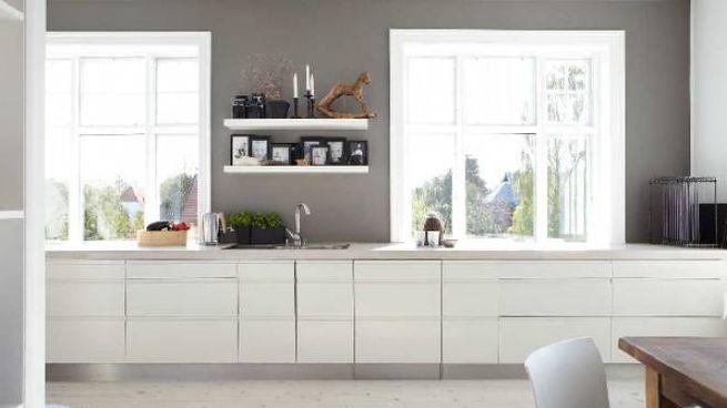 Arredare una cucina senza pensili ma ricca di stile ...