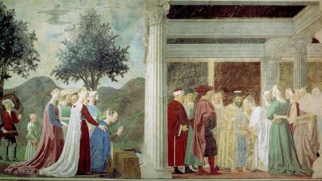 Piero della Francesca, Petrarca, la Giostra: le carte di ...