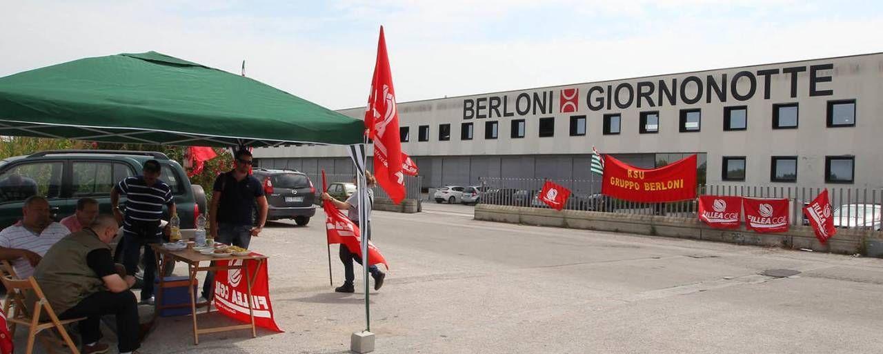 Camillini compra i capannoni della Berloni cucine ...