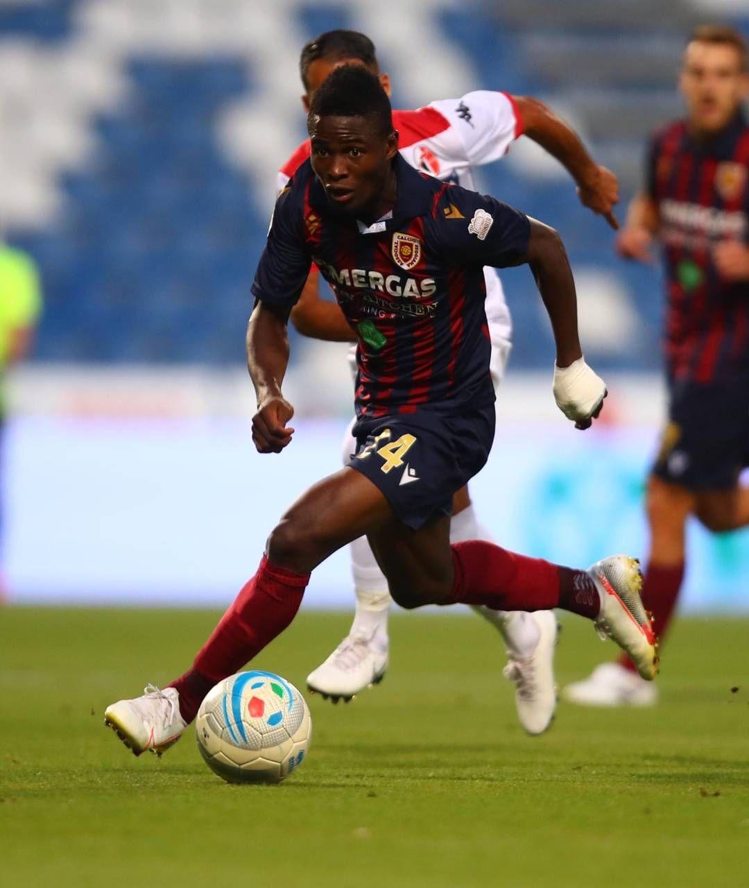 Kargbo, felicità doppia: Nazionale e Reggiana - Sport ...