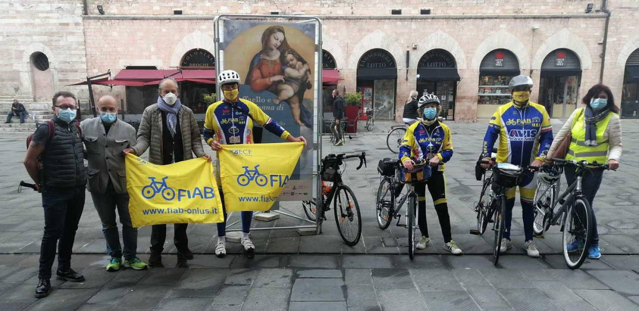 Da Ravenna a Foligno in bici nel nome di Dante - Cronaca ...