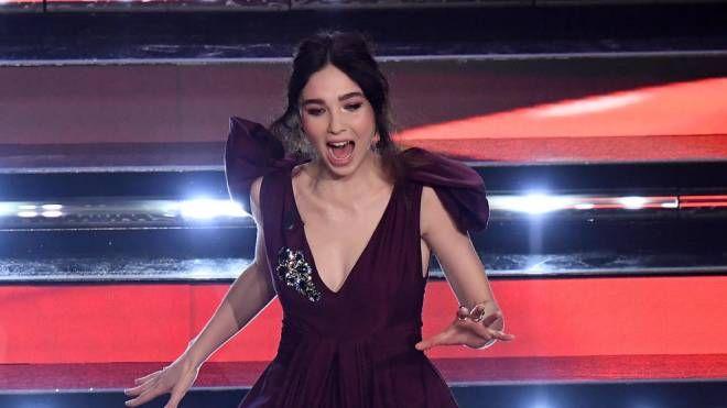 Matilda De Angelis a Sanremo: Ho dovuto bloccare Hugh