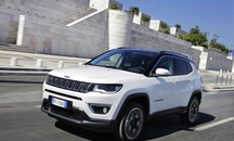 Jeep Compass Limited Winter